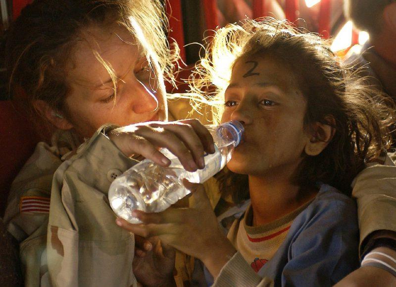 Flucht und humanitäre Hilfe