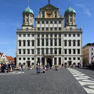 Augsburg-Rathaus-by_Gerd Eichmann
