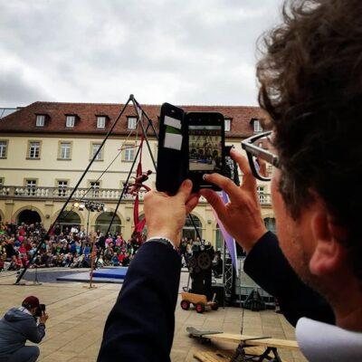 StraMu_Würzburg_Sanne Kurz vor Ort Grüne Landtag Bayern Kultur Kulturpolitik Musik 01