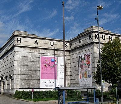 Haus der Kunst Neubeginn Andrea Lissoni