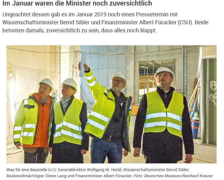 Sanne Kurz Grüne Landtag Bayern Deutsches Museum Sanierung Abendzeitung AZ