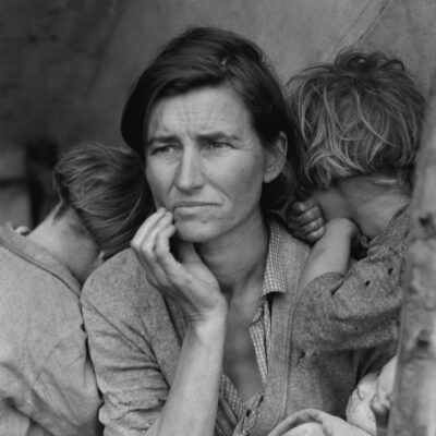 Migrant_Mother_Dorothea-Lange_Sanne-Kurz-Visual-Literacy-rundfunkrat_Film_Medien
