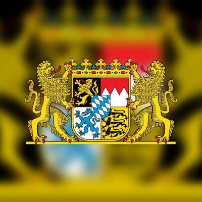 Bayern Wappen Sanne Kurz Landtag Grüne
