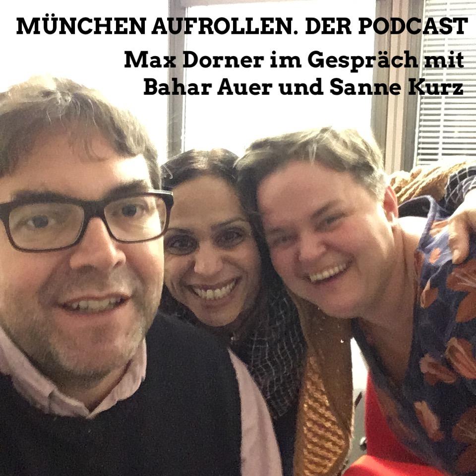 Max-Dorner-Bahar-Auer-Sanne-Kurz-Kulturbunt-Rechtsradikalismus-Podcast