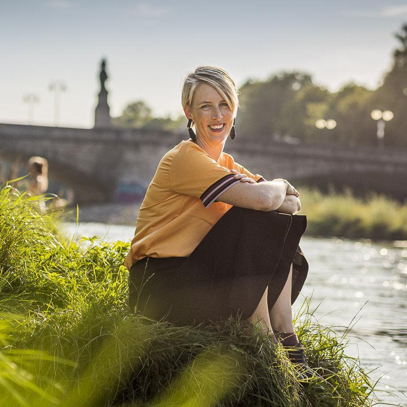 Katrin Habenschaden_Bürgermeisterin für München_Grüne Stadtrat Die Grünen