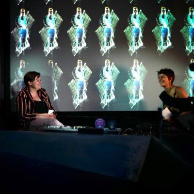 Talk im Club statt Tanz im Club Sanne Kurz Grüne Fraktion Bayern Kultur
