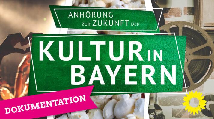210114 Anhörung Kultur Bayerischer Landtag Sachverständigen Anhörung
