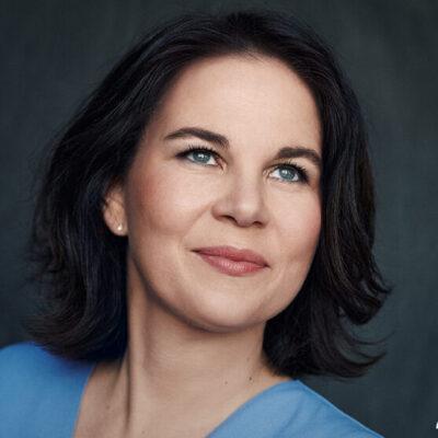 Kanzlerkandidatin Annalena Baerbock Grüne Bundestagswahl Sanne Kurz Bayerischer Landtag